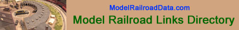 Hundreds of model railroad links. Search engine and links ratings.